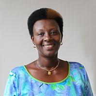 Ida Ntawundora Headshot